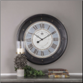 Jayden Wall Clock Uttermost (SKU: UTM-06100)