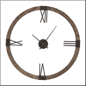"Marcelo Wall Clock 40"" (SKU: UTM-06454)"