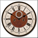 Clocks by Joseph Tyler Made in the USA
