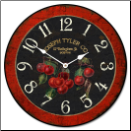 Floral Clocks, Botanical Clocks