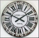 French Tower Clock (SKU: JTC-FTC)