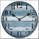 Nautical Nantuckett Clock (SKU: JTC-NTKT)