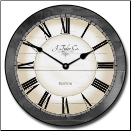 Caroline Gray Wall Clock