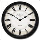 Caroline Black Traditional Clock (SKU: JTC-CarolineBlack)