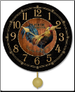 Le Rooster Kitchen Clock (SKU: JTCP-BNWRCP)