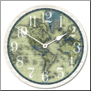 Verrada Map Clock (SKU: JTC-VERMAP)