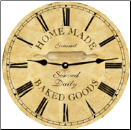 Kitchen Wall Clock (SKU: MDC-HMBG)