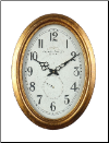 Derby Fifth Avenue Wall Clock (SKU: PDLX-DWCFITGL)