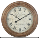 Derby Rotterdam Wall Clock Out Of Stock (SKU: PDLX-DWCROTNW)