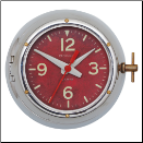 Deep Sea Wall Clock (SKU: PDLX-WCDEEAL)