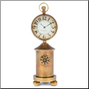 Charlotte Table Clock Out Of Stock (SKU: PDLX-TCCHABR)
