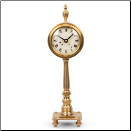 Victoria Table Clock (SKU: PDLX-TCVICBR)