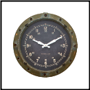 Cargo Wall Clock/Aviation Clock (SKU: PDLX-WCCARWD)