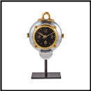 Diver Table Clock-Brass Accents (SKU: TPDLX-DIVAL)