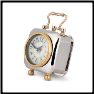 Tyler Table Clock Small (SKU: PDLX-TCTYLAL)