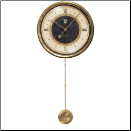 Caffe Venezia Black Long Pendulum