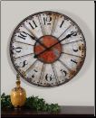Ellsworth Wall Clock Uttermost (SKU: UTM-06664)