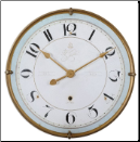 Torriana Wall Clock Uttermost Clocks (SKU: UTW-06091)