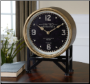 Shyam Table Clock Uttermost (SKU: UTW-06094)