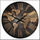 Map Clock Prestige