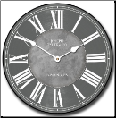 Waterferd Grey Clock