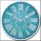 French Lafayette Clock - 4 Colors (SKU: JTC-BLWC)
