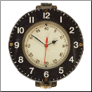 Marine Clock Gray Out Of Stock (SKU: PDLX-WCMARGR) (SKU: PDLX-WCMARGR)