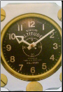 Altimeter Wall Clock Silver (SKU: PDLX-WCALTAL)