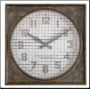 Warehouse Grill Clock Uttermost (SKU: UTW-06083)