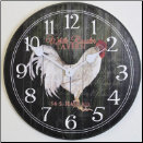 Rooster Clocks