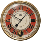 Vintage Clocks-Reproduction Clocks