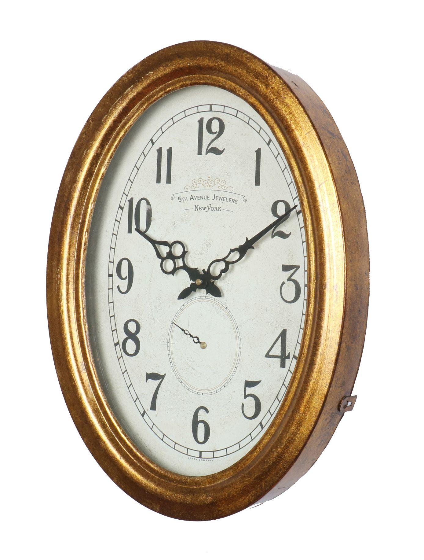 Derby Fifth Avenue Clock