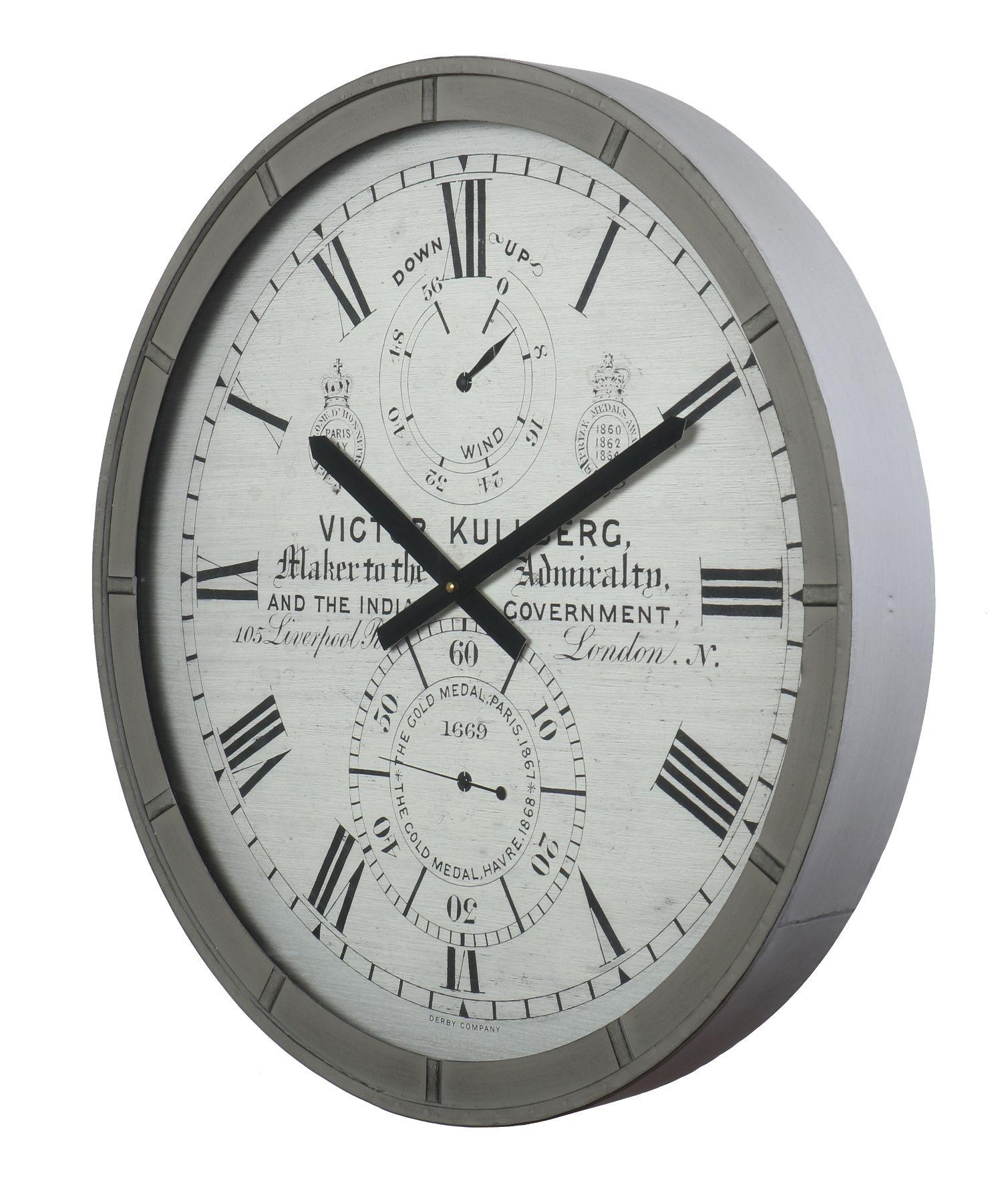 Derby Kullberg Wall Clock