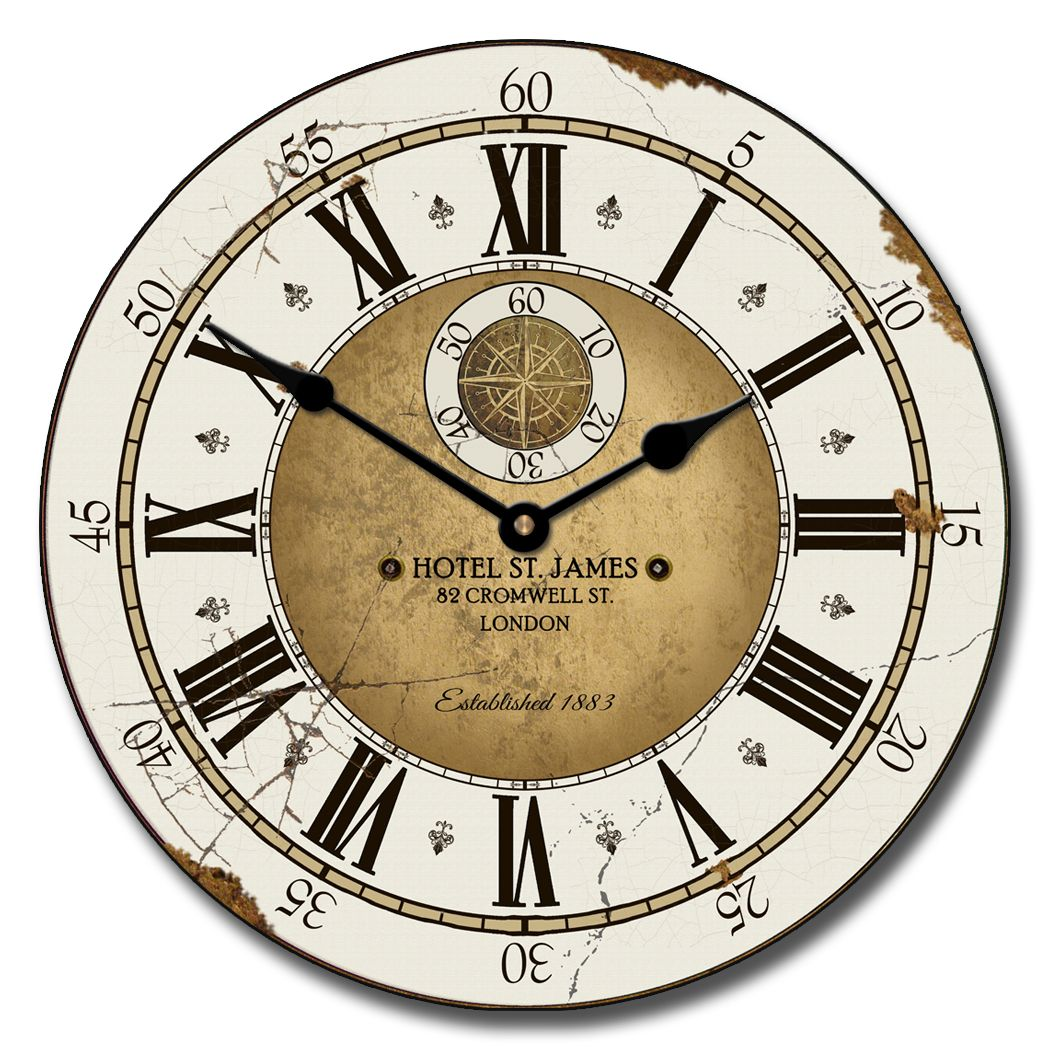 London wall clock st james hotel london clock amipublicfo Gallery